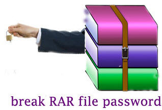 break rar password