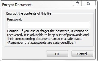 remove word 2007 password