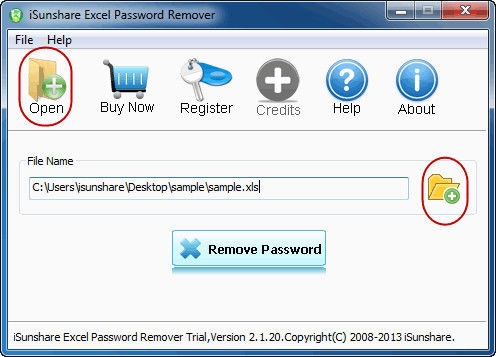 how to excel password remover free download