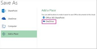 how to share workbook to cloud in excel 2013