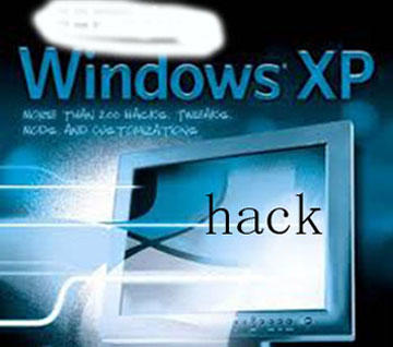 hack windows xp password