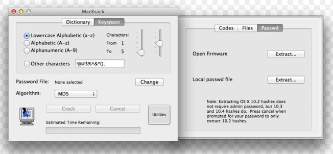 password cracker mac os