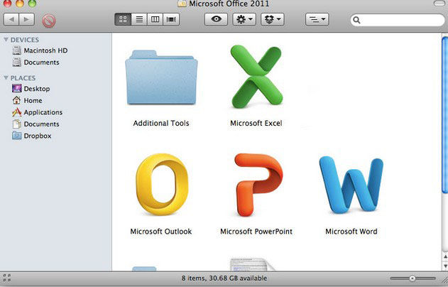 where is the product key for office mac 2011