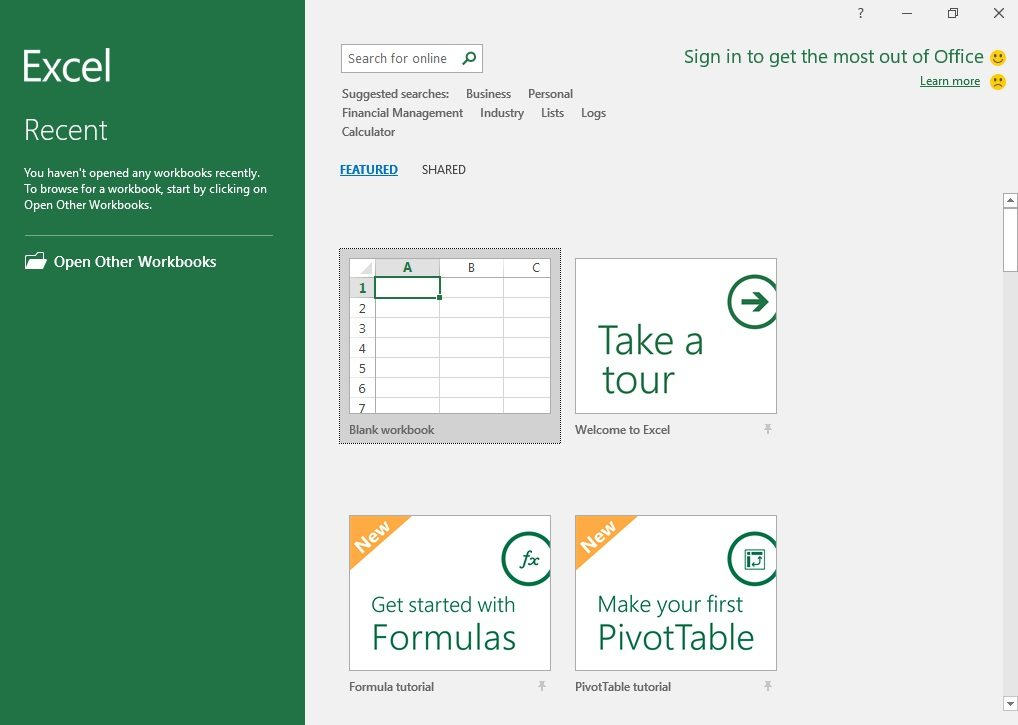 new formulas are added in excel