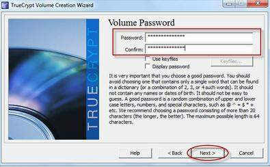 password protect your usb flash drive
