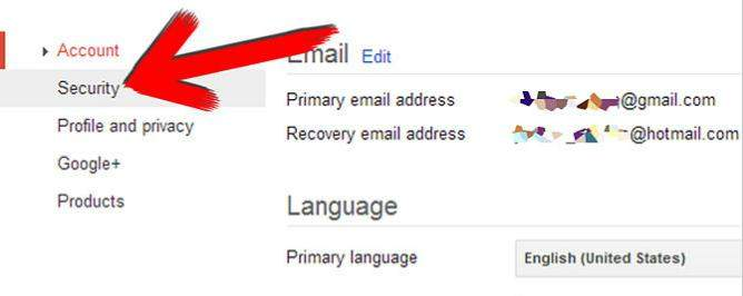 how to password protect gmail account with two-step verification