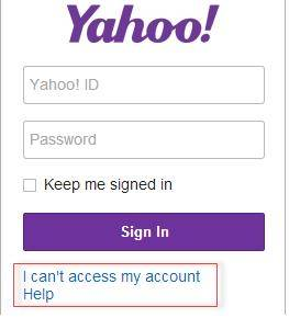 yahoo mail password cracker