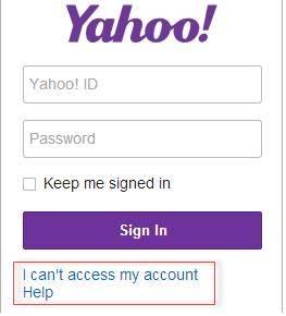 Yahoo Mail Password Cracker: Crack the Forgotten Yahoo Email