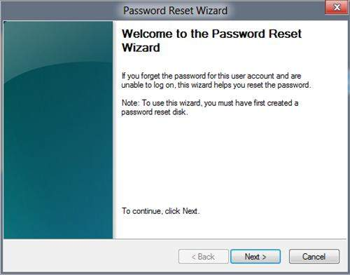 lost Windows 8 Password