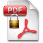forgot password to open encrypted pdf file