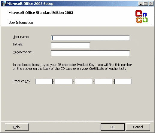 Serial key ms office 2003 | MS Office 2003 Professional full