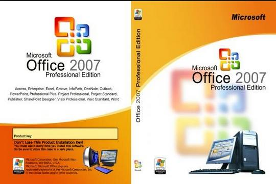 How to find lost Microsoft Excel 2007 Product Key