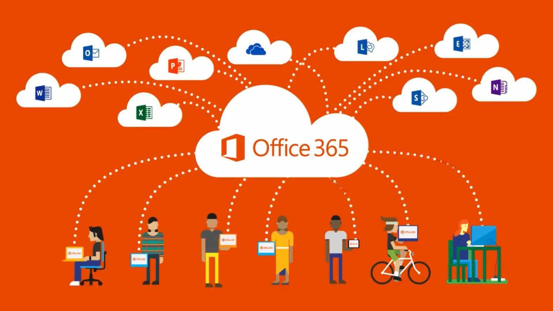 Office 365 put focus on the cloud