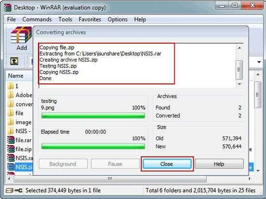 nsis software for rar files download