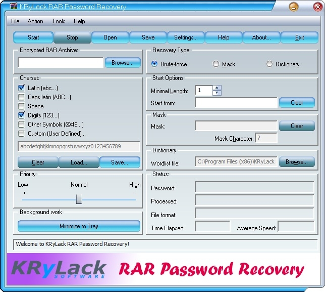 Top 6 RAR Password Unlocker – 2018