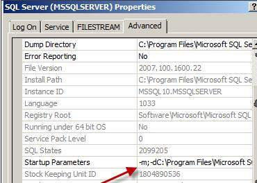 MS SQL Server password cracker