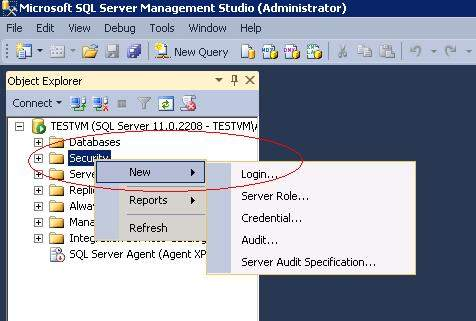 SQL Server 2012 reset SA password