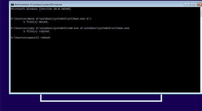 remove power on password windows 10