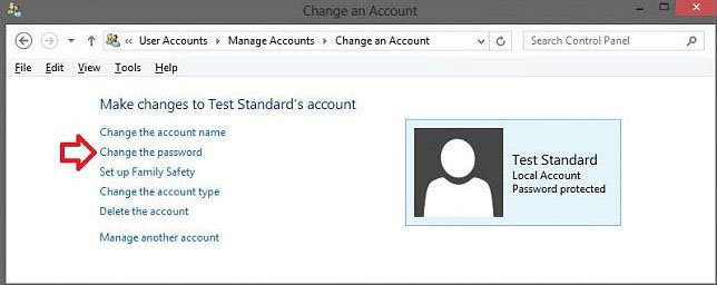 account for the changing of the Changing service account of the changing-service-account-of-the-user-profile-synchronization-service-windows to change the account used for.