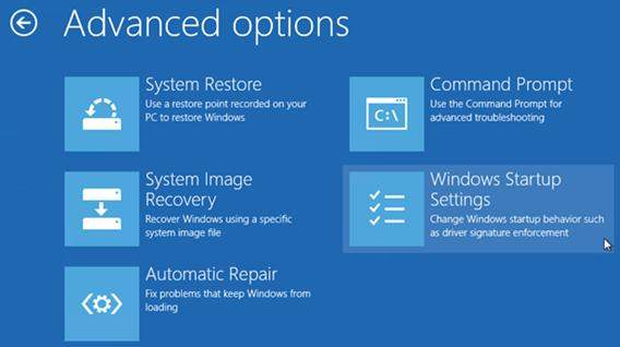 how to boot into safe mode in windows 8.1