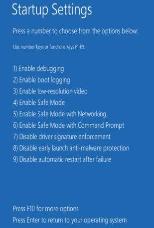 how to boot into safe mode in windows 8