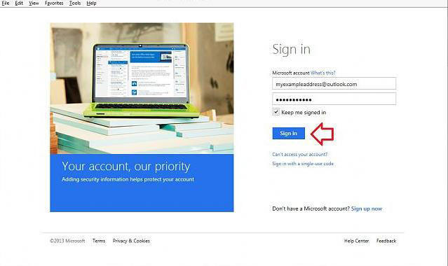 How to Close Microsoft Account in Windows 8 1/8