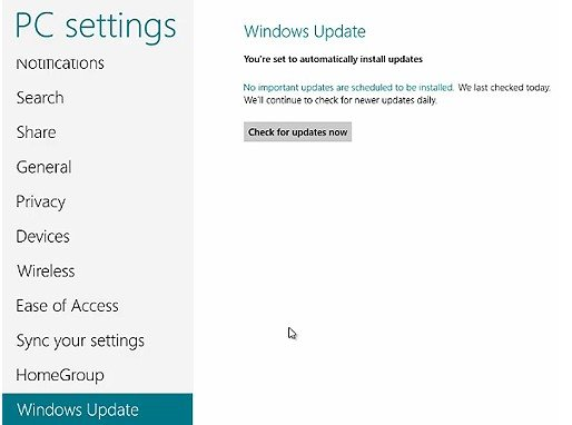 bluetooth device doesn't work after upgrading to windows 8.1