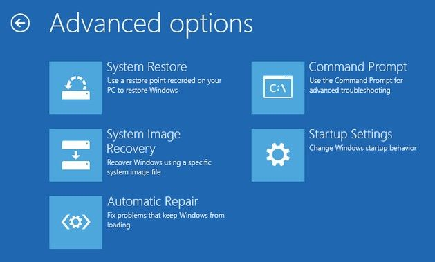 How to Access Lenovo Recovery Partition Windows 10/8 1/8/7