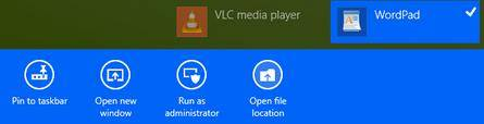 how to build a desktop start menu replacement for windows 8.1