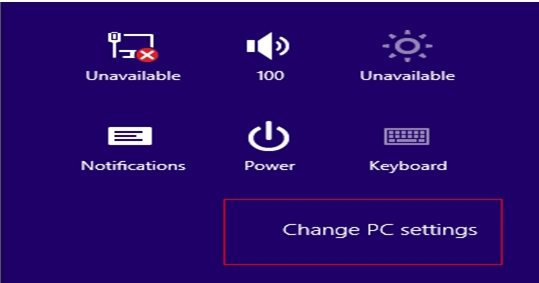 activate picture password in Windows 8