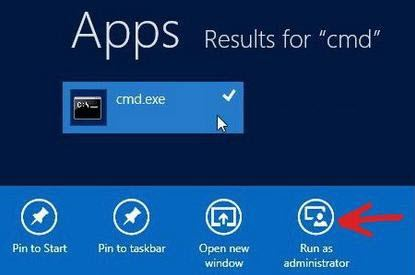 how to fix a corrupted user profile in windows 8