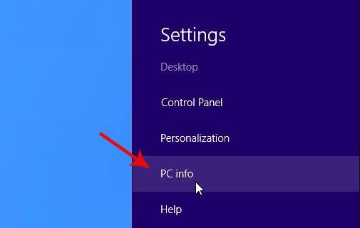 check if windows 8 is 64-bit or 32-bit