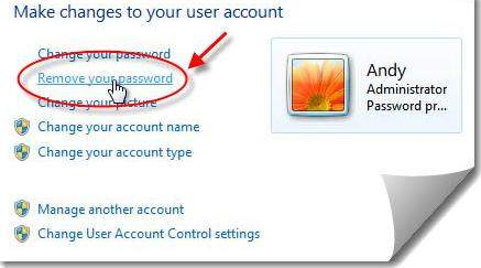 windows 7 password removal software