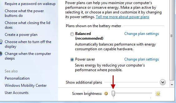 how to increase your windows's laptop battery life