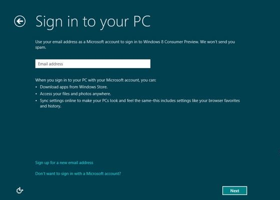 switch between users in Windows 8