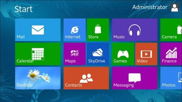 laptop apps windows 8