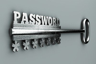 Remove word password