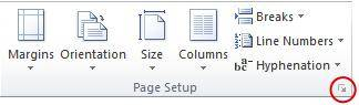 change font's default style in word