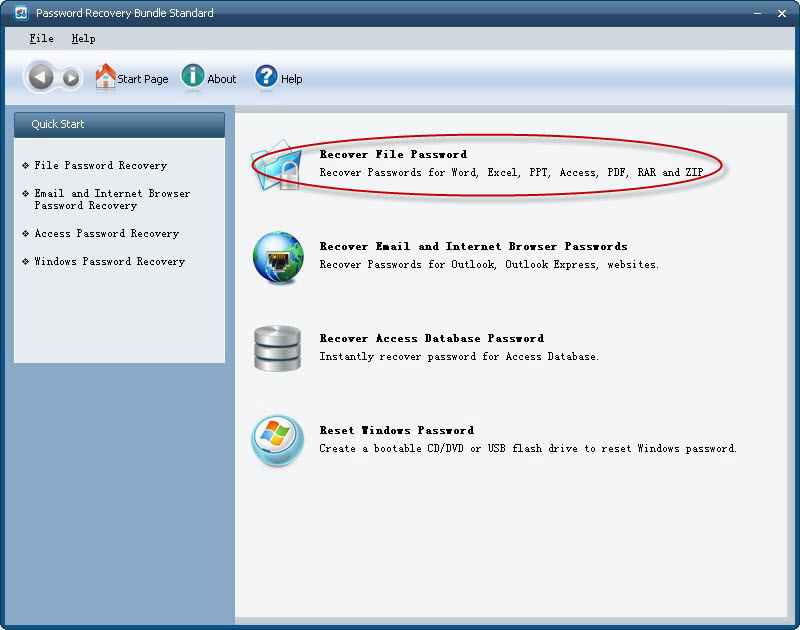 Smartkey Password Recovery Bundle Standard Recover