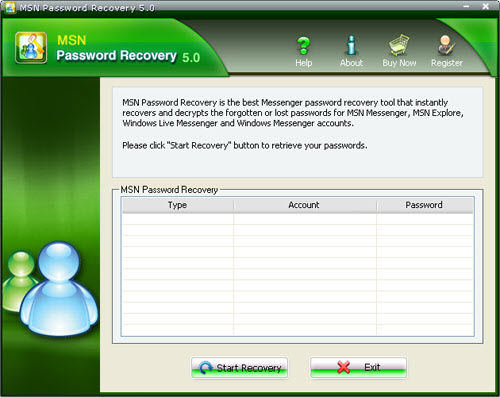 How to Change MSN Hotmail or Messenger Password?