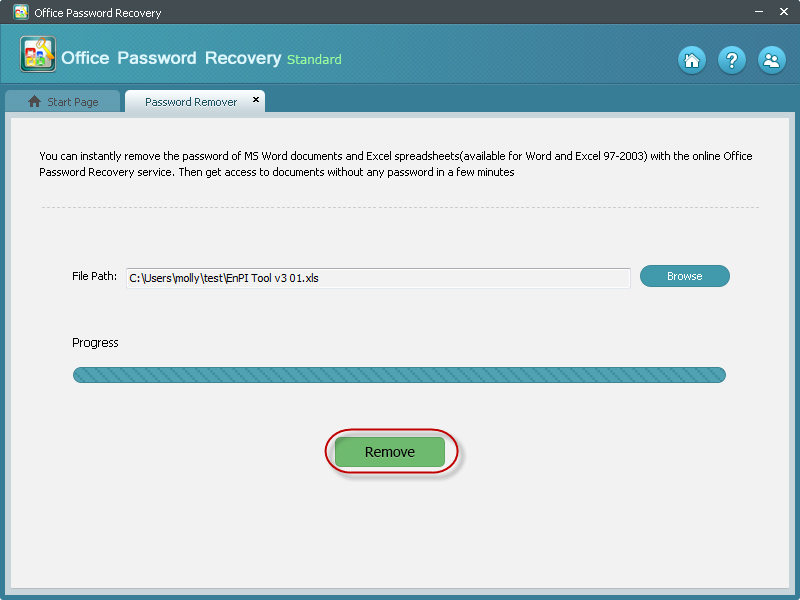 crack excel 2013 password