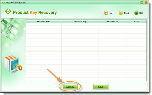 how to retrieve lost microsoft excel 2003 serial number