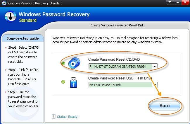 Reset Toshiba Windows 81 Password