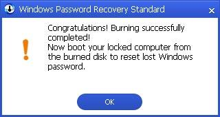 recover lost windows password on lenovo