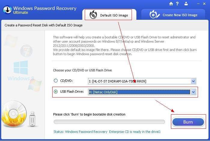 Windows Password Recovery Tool - фото 9