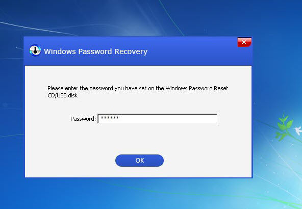 windows password remover usb