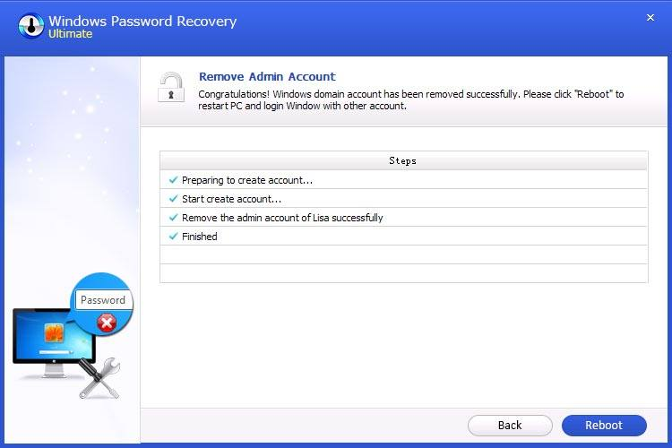 SmartKey Windows Password Recovery Ultimate