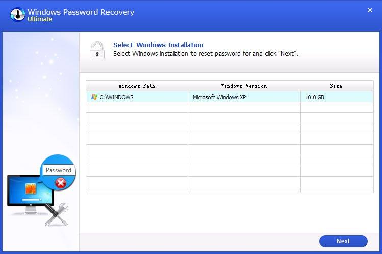 recover windows 8.1 password