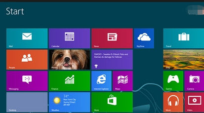 Microsoft include boot-to-desktop option for start screen hater in Windows 8.1