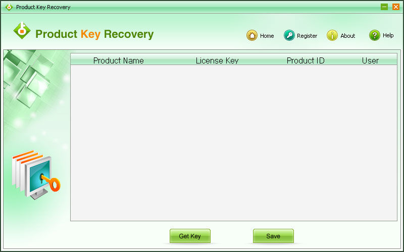 Product Key Recovery 5.20 full
